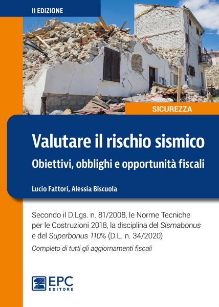 libro Valutare il rischio sismico