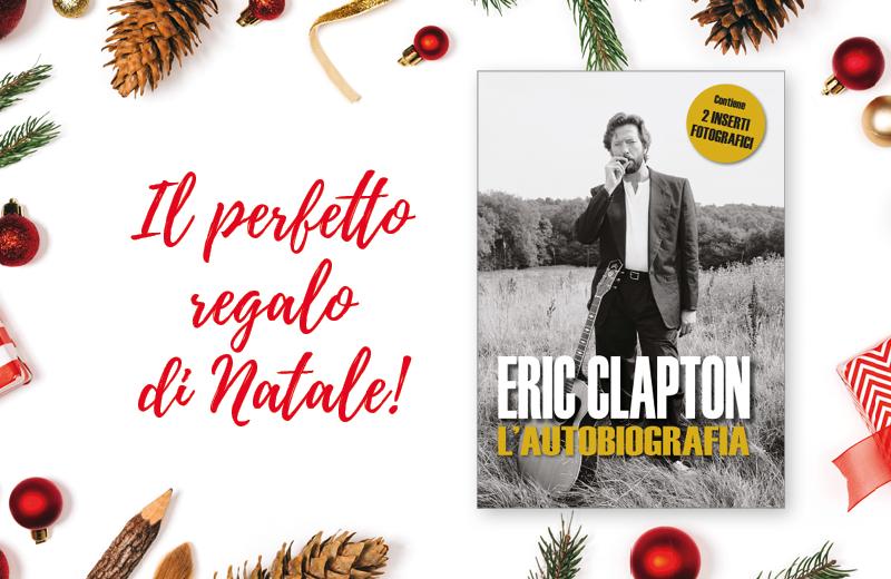 Eric Clapton, l'autobiografia